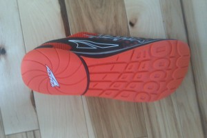 Altra Instinct 1.5 bottom